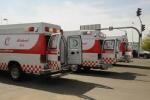3500 حالة إسعافية باشرها الهلال الأحمر السعودي بمنطقة الحدود الشمالية عام 1435 هـ