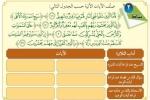 بالفيديو.. مواطن يكتشف وجود خطأ في آية قرآنية بكتاب مدرسي