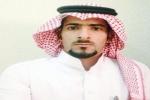 عطاالله بن مزكي رديسان الشراري على المرتبة السادسة بالمحكمة العامة في القريات