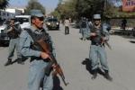 هجوم لداعش على حواجز للشرطة بأفغانستان