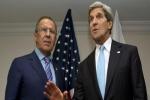 """مسؤول أمريكي: كيري ولافروف ناقشا """"عملية انتقالية"""" محتملة في سوريا"""