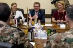 مسؤولون أمريكيون وروس يبحثون سلامة الطواقم الجوية في سوريا