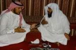 ذكر أن كثرة حالات السحر بالقريات شئ لا يُتَصور : لقاء خاص مع الشيخ الراقي مجيدع عبدالله الشمري