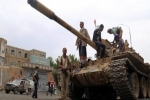 مقتل عشرات المتمردين في الضالع وتعزيزات جديدة إلى تعز
