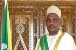 رئيس جمهورية القمر المتحدة يغادر الرياض متوجهاً إلى جدة لأداء مناسك العمرة