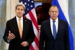 كيري يقول إنه أبلغ بأن الأسد ينوي الدخول في مفاوضات حقيقية