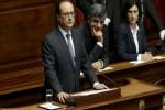 """هجمات باريس: الرئيس هولاند يقول إن """"فرنسا ستدمر تنظيم الدولة"""""""