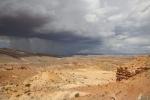 منخفض جوي وامطار متفرقة يومي الاحد والاثنين