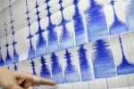زلزال قوي يضرب جنوب إيران