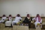 سعادة وكيل إمارة الجوف يزور الشيخ فهد الرمالي الشراري