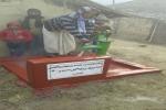 """معلمو مدرسة النعمان بن مقرن بطبرجل يحفرون ثلاثة آبار بالنيبال وقف للطالب حمد سلمان الأفنس """"رحمه الله"""""""