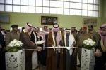 أمير الجوف دشن مجمع كليات البنات بمحافظة طبرجل بسعة 82 قاعة