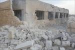روسيا تنفي قصف المدنيين بسوريا والائتلاف يندد