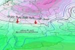 موجة باردة مصحوبة بعاصفة ثلجية والشمالية على موعد مع الثلوج بمشيئة الله