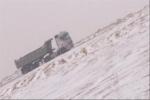 بالفيديو والصور .. تساقط الثلوج والبرد شرقي طريف ظُهر هذا اليوم الأربعاء