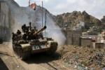 الحوثيون يقصفون تعز والمقاومة تتقدم بالمسراخ
