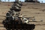 الجيش التركي يقصف أهدافا كردية في سوريا
