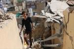 مقتل مدنيين بقصف للحوثيين على تعز