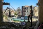 مقتل 3 أطفال بقصف حوثي في تعز