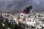 المعارضة تصد هجوما بداريا وقتلى مدنيون بقصف روسي