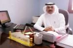 عبدالله نغيمش الشراري مساعداً  لمدير العيادات الخارجية بمستشفى القريات العام