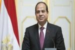 السيسي: مصر لن تتوانى عن الدفاع عن أشقائها في الخليج