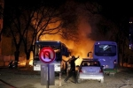 انفجار يلحق أضرارا بمركز ثقافي تركي في العاصمة السويدية