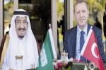 خادم الحرمين يُعزِّي الرئيس التركي في ضحايا تفجير أنقرة 
