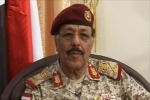 الرئيس اليمني يعين اللواء الأحمر نائباً للقائد الأعلى للقوات المسلحة اليمنية