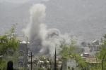 التحالف يقصف مواقع للحوثيين بتعز