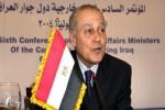 مصر ترشح أبو الغيط رسميا لمنصب الأمين العام لجامعة الدول العربية