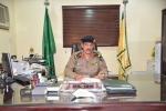 البيز مديراً للدفاع المدني بمنطقة الجوف