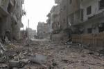 النظام يكثف غاراته ويخسر جنودا بريف دمشق