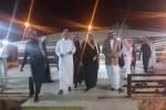 الشيخ حسين عاشق اللحاوي يعزي في وفاة مطلق الهمط