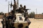 الجيش المصري يعلن قتل 60 مسلحا في شمال سيناء