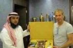 مدرب الهلال يعتنق الإسلام ويتزوج بفتاة سعودية
