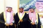 """معزي بن دعيجاء يحتفل بزفاف إبنيه """" محمد و سعود """""""