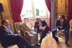الجبير يلتقي نظيره الألماني والممثلة العليا للسياسة الخارجية في الاتحاد الأوروبي