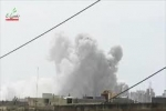 غارات واسعة على حلب وريفها وضحايا بإدلب