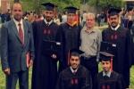 السرحاني يتخرج من جامعة هارتفورد بأمريكا