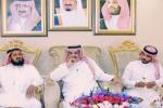 """الشاعر متعب دهام النصار يستضيف طاقم برنامج""""الموروث الشعبي"""" بالقناة السعودية الأولى"""