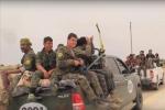 التحالف ينتقد حمل قوات أميركية شارات كردية بسوريا
