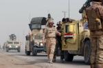الجيش العراقي يبدأ عملية لاقتحام الفلوجة