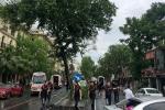 """تفجير يهز اسطنبول.. وأردوغان يتهم """"الكردستاني"""""""