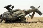 سقوط مروحية عسكرية إماراتية ومقتل طاقمها