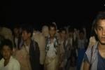بالفيديو.. طفل يمني يجني شهريا 40 ألف ريال من عمليات التهريب