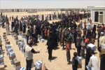 آلاف المدنيين يغادرون الفلوجة ودعوات لإغاثة عاجلة