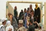 """معركة الفلوجة: تحذير من """"كارثة انسانية"""" للمدنيين في الفلوجة"""