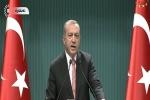 أردوغان يعلن حالة الطوارئ لثلاثة أشهر.. ويعد بتطهير تركيا من الانقلابيين
