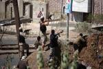 اشتباكات عنيفة بين المقاومة والانقلابيين في اليمن